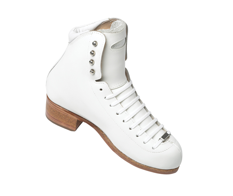 Riedell Model 4200 Dance Ladies Figure Skates by