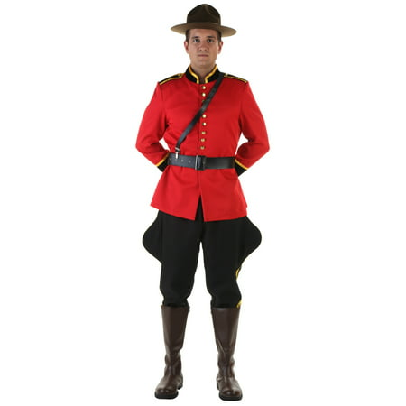Plus Size Canadian Mountie Costume](Walmart Costumes Canada)