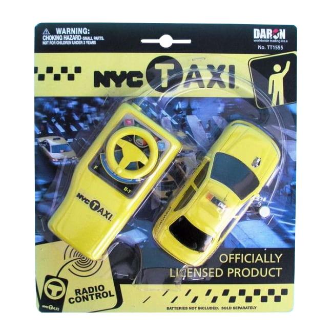 Daron TT1555 Nyc Radio Control Taxi