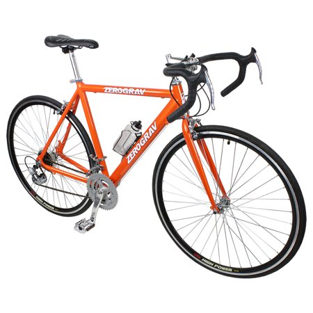 Orange 21 Speed Aluminum Road Bike Racing Bicycle 54cm 700c