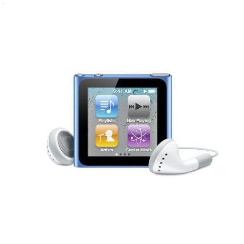 Apple iPod nano 8GB 6th Gen