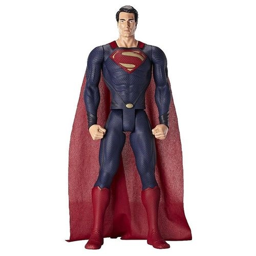 "Superman Man of Steel Giant 31"" Action Figure"