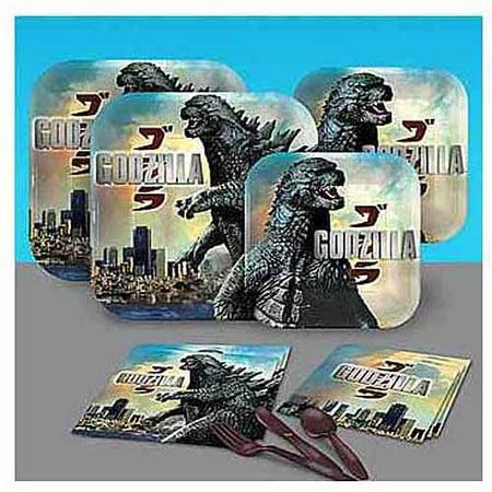 Godzilla Party Pack Walmart Com