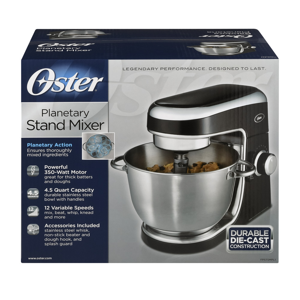Walmart Blenders. Kitchen Small Appliances Blenders () Mixers () Toasters () Juicers () Food Processors () No need to pull out that heavy stand mixer with this multi-tasking tool around! It beats eggs, mixes batters,and emulsifies dressi Oster Pro Blender 6-Point Blade,