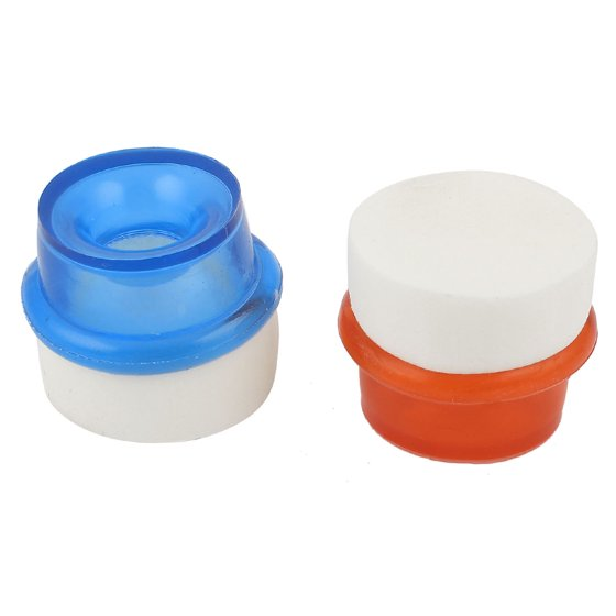 Home Kitchen Blue Orange Red PP Faucet Water Tap Filter Purifier 2 ...