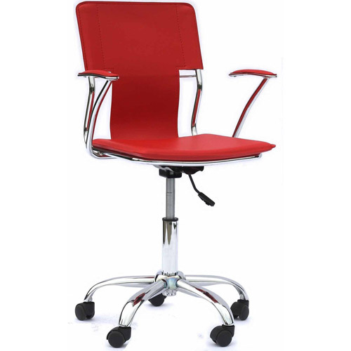 Modway Studio Leatherette Office Chair, Multiple Colors