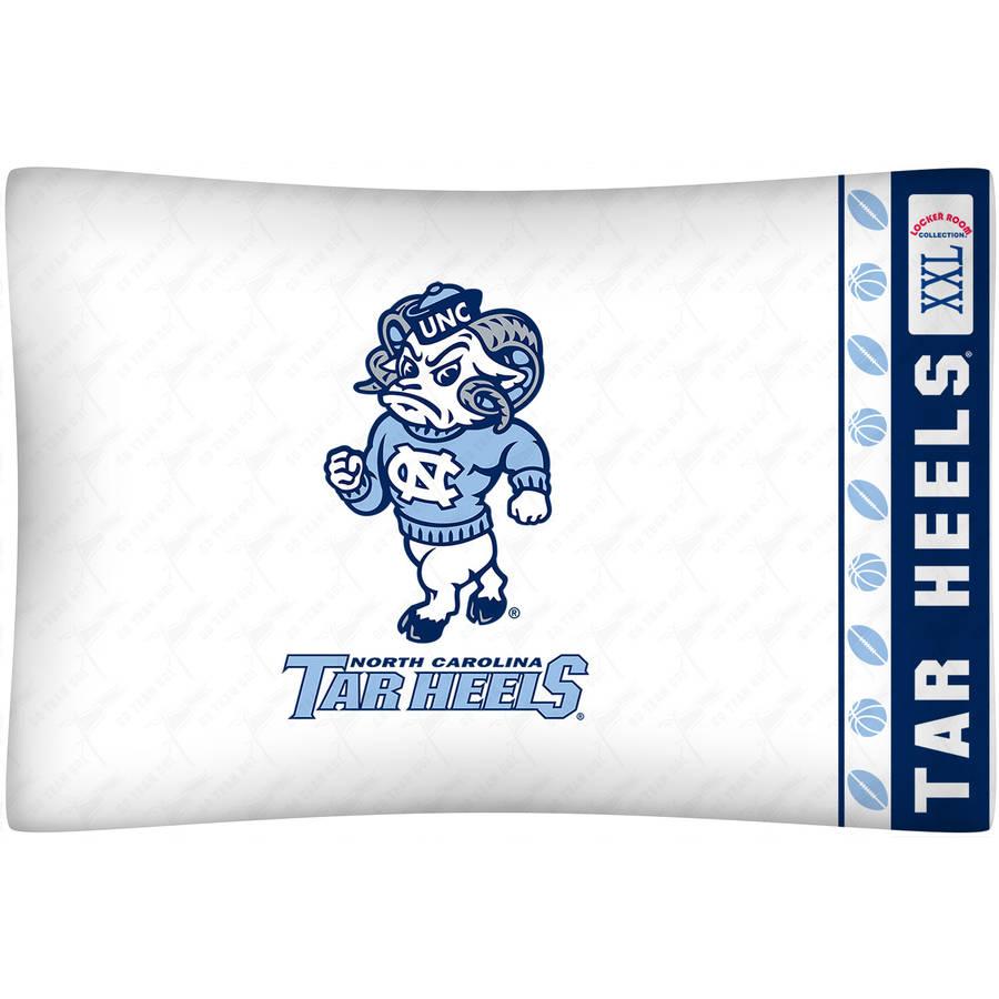 NCAA University of North Carolina Micro Fiber Pillow Case