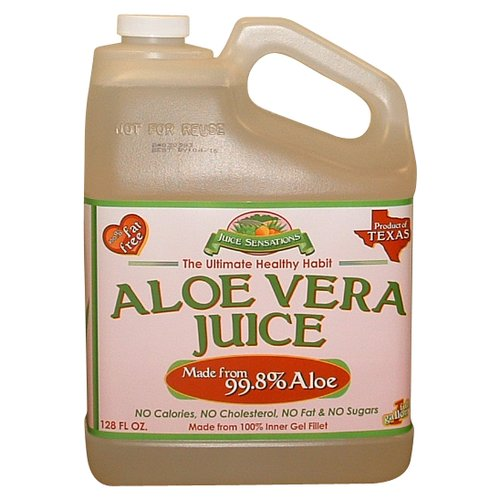Juice Sensations Aloe Vera Juice, 128 fl oz