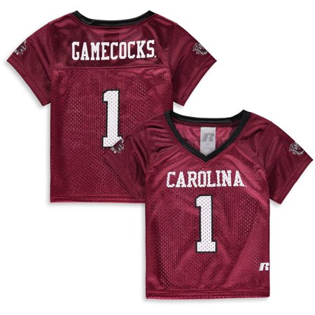 Toddler Russell Garnet South Carolina Gamecocks Replica Football (South Carolina Gamecocks Football Jersey)