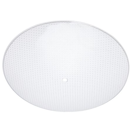 Westinghouse Dot Pattern Round Ceiling - Square Ceiling Diffuser