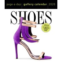 Shoes Page-A-Day Gallery Calendar 2020 (Other)