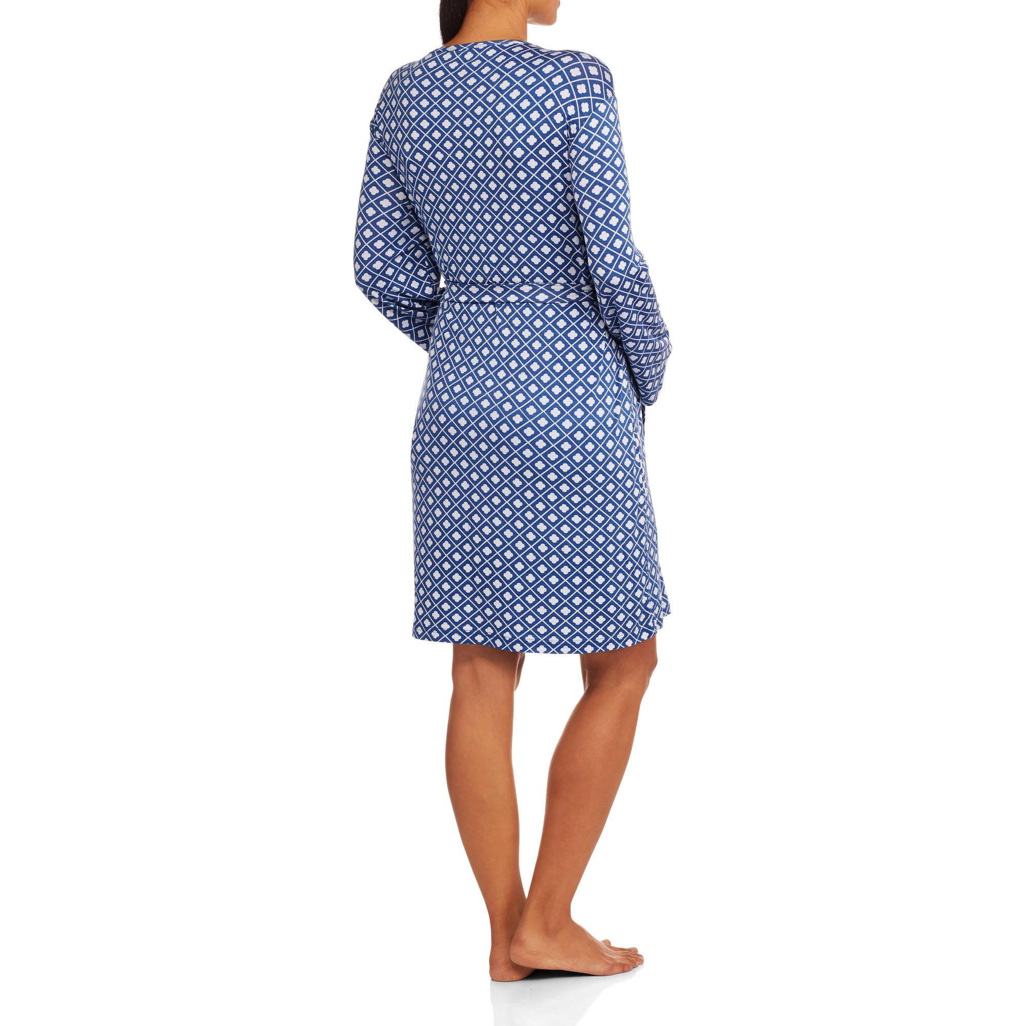 Maternity 2-Piece Nursing Chemise and Robe Set - Walmart.com