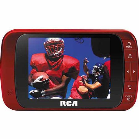 Rca Dht235a-rd 3.5-inch Led 720p 60hz Po REFURBISHED ()