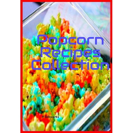 Popcorn Recipes Collection - eBook