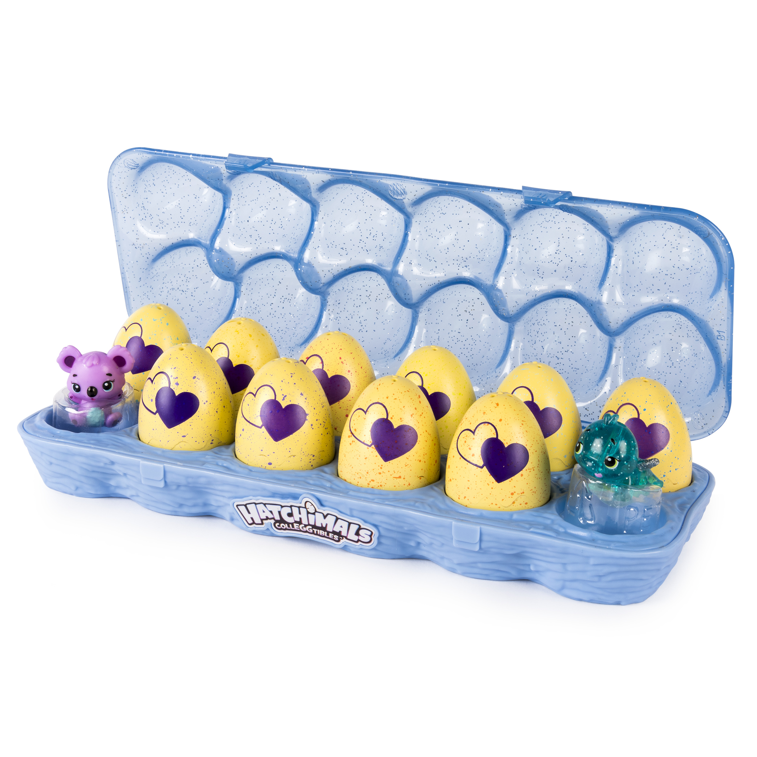 Hatchimals CollEGGtibles Season 3 ‐ 12‐Pack Egg Carton (Styles & Colors May Vary) by Spin Master