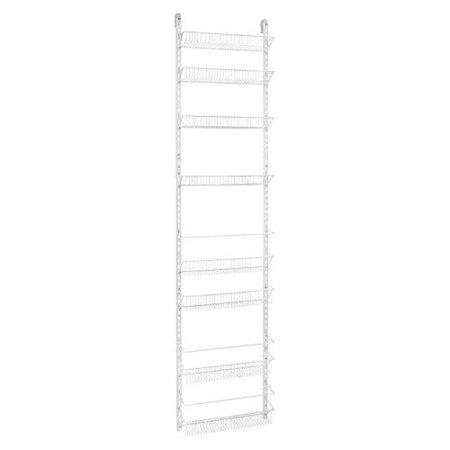 db Roth 18 Inch Wide Adjustable Door Rack Pantry