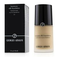Giorgio Armani Luminous Silk Foundation - # 3.5 (Light, Warm)  30ml/1oz