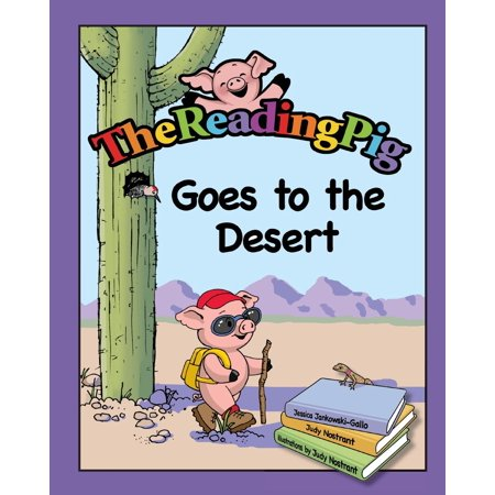 The Reading Pig Goes to the Desert ()