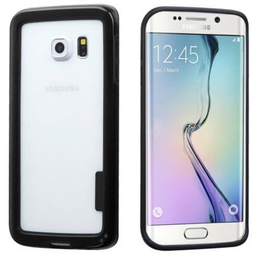 Samsung Galaxy S6 Edge MyBat MyBumper Phone Protector Cover