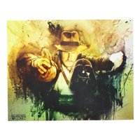 Indiana Jones/ Star Wars Limited Edition 8x10 Art Print by Rob Prior