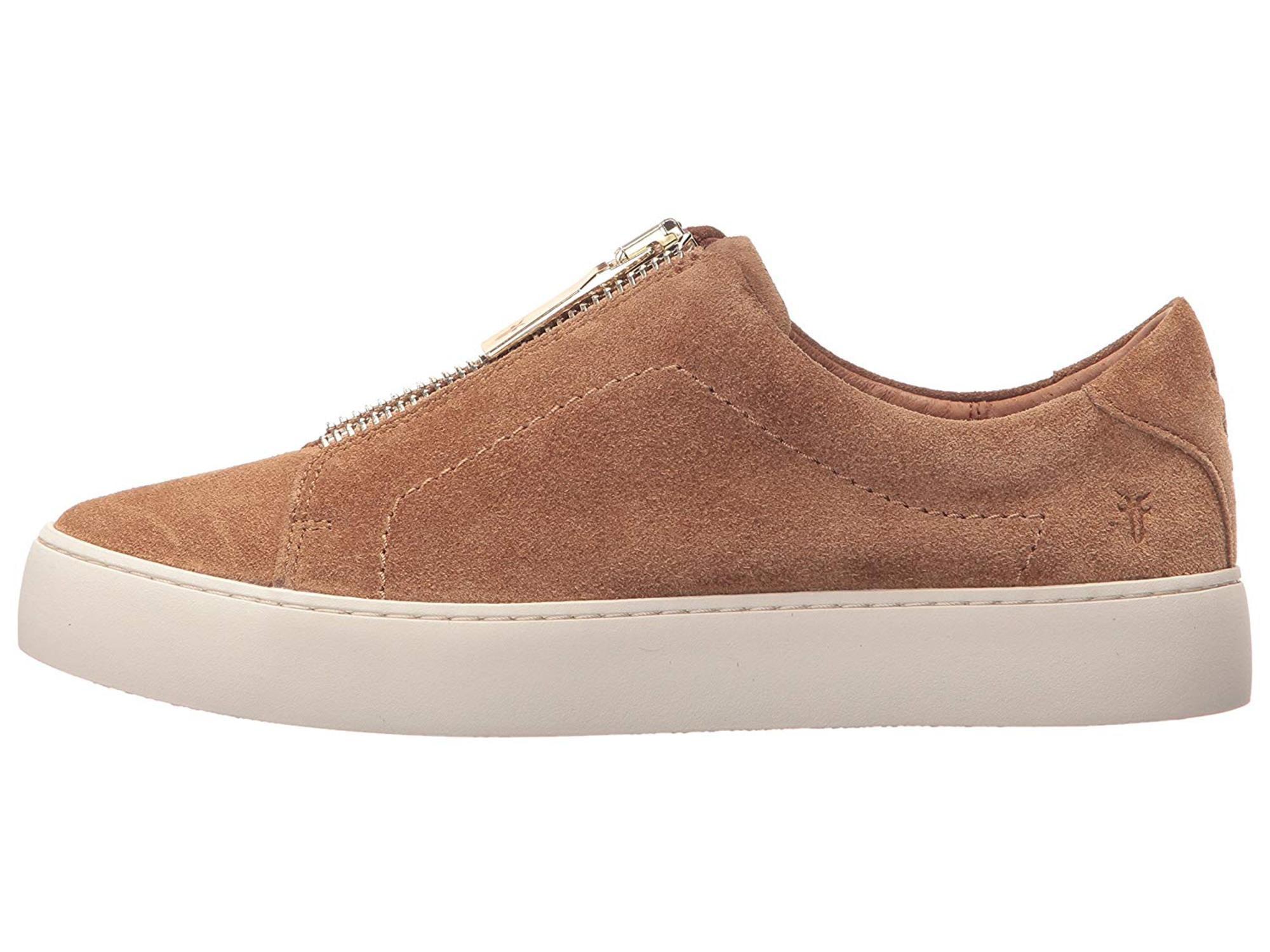Frye Womens Lena Leather Low Top Slip