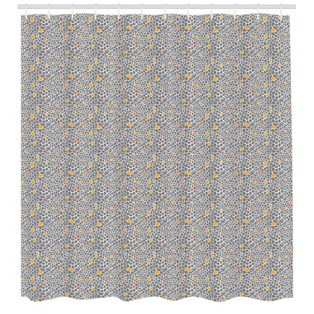 Animal Print Shower Curtain Abstract