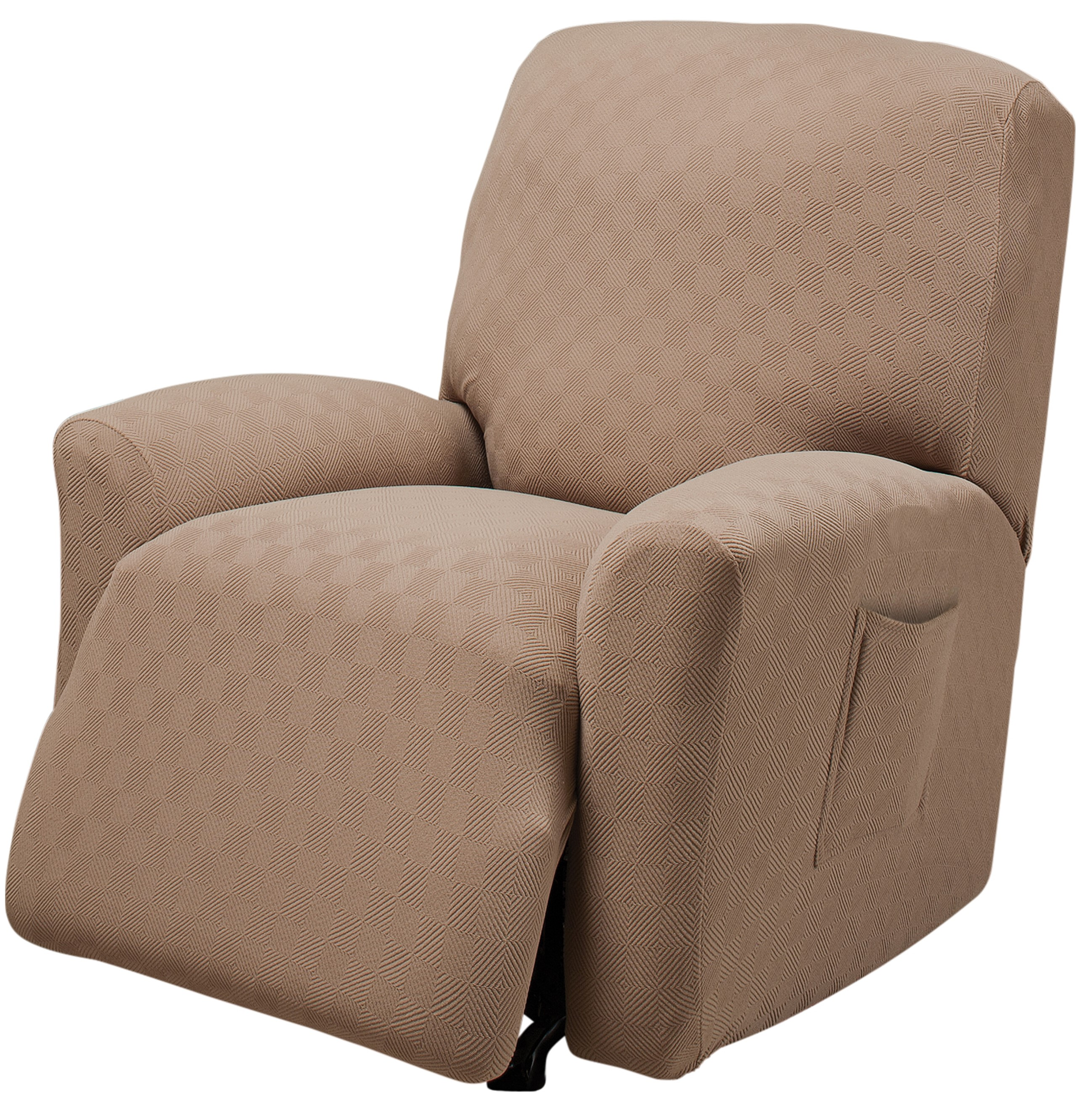Stretch Sensations Stretch Newport Recliner Slipcover