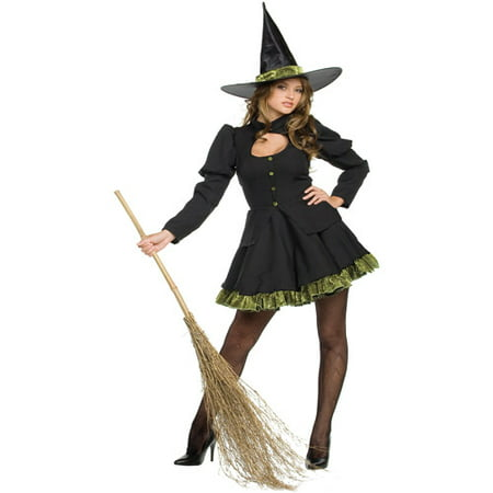 Totally Wicked Adult Halloween Costume - Wicked Halloween Costumes Uk