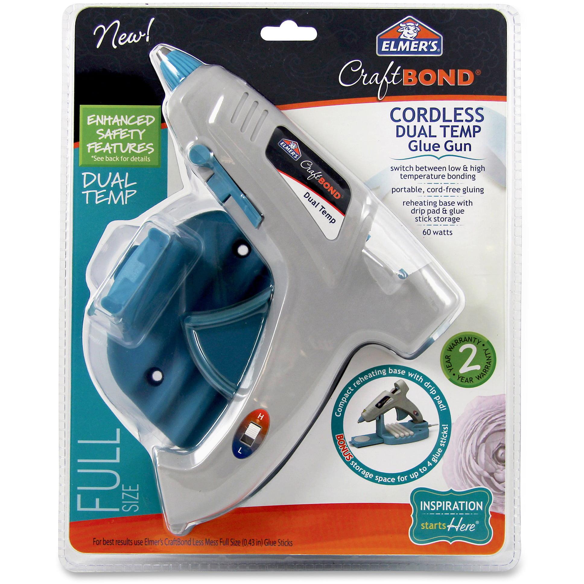 Elmer's CraftBond Cordless Dual Temp Glue Gun by Elmer's Products, Inc
