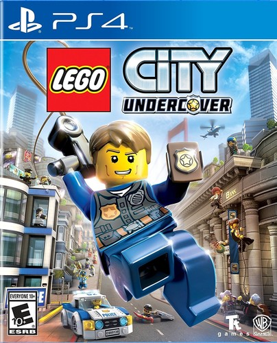 Lego City Undercover for PlayStation 4 by WARNER BROS GAMES
