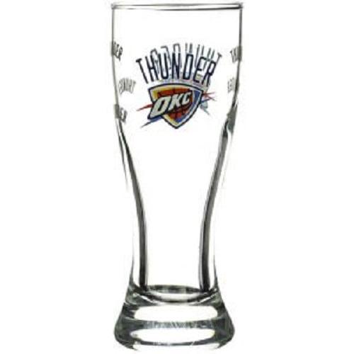 Oklahoma City Thunder Shot Glass - Mini Pilsner