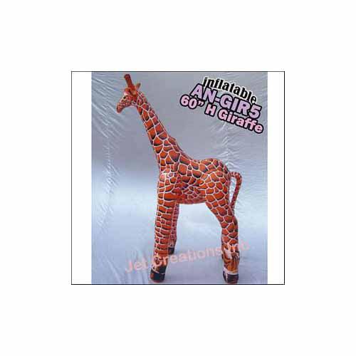 Inflatable Giraffe by Jet Creations - AN-GIR5
