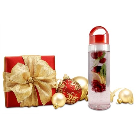 Best Special Fruit Infuser Water Bottle, Create Your Own Naturally Flavored Fruit Infused Water, Juice, Iced Tea, Lemonade & Sparkling (Best Cinnamon Roll E Juice)