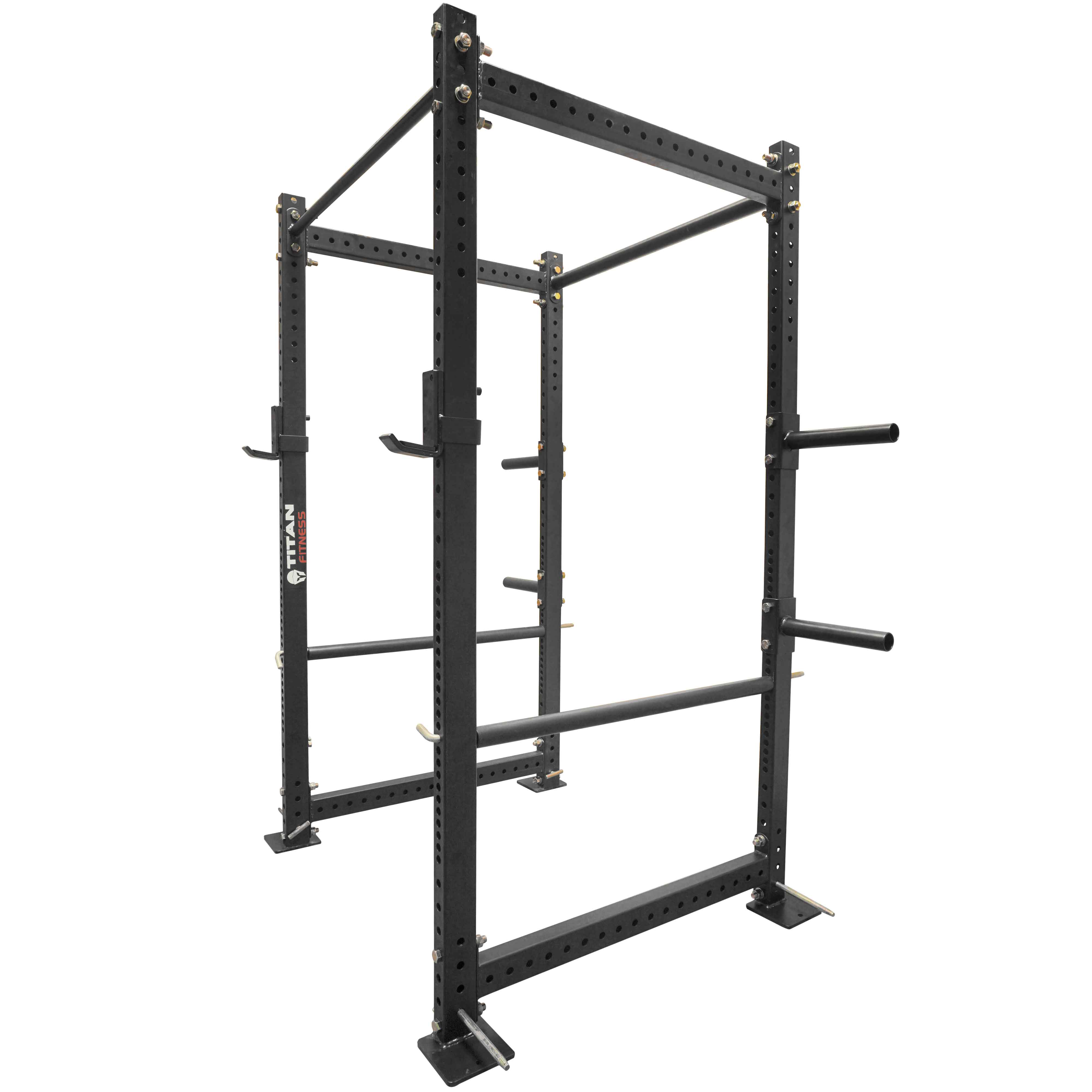 review power back t mount rack fitness regarding wall fold titan