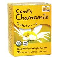 Comfy Chamomile Tea Organic Now Foods 24 Bag