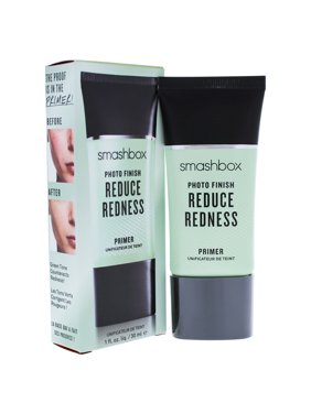 Photo Finish Reduce Redness Primer by SmashBox for Women - 1 oz Primer