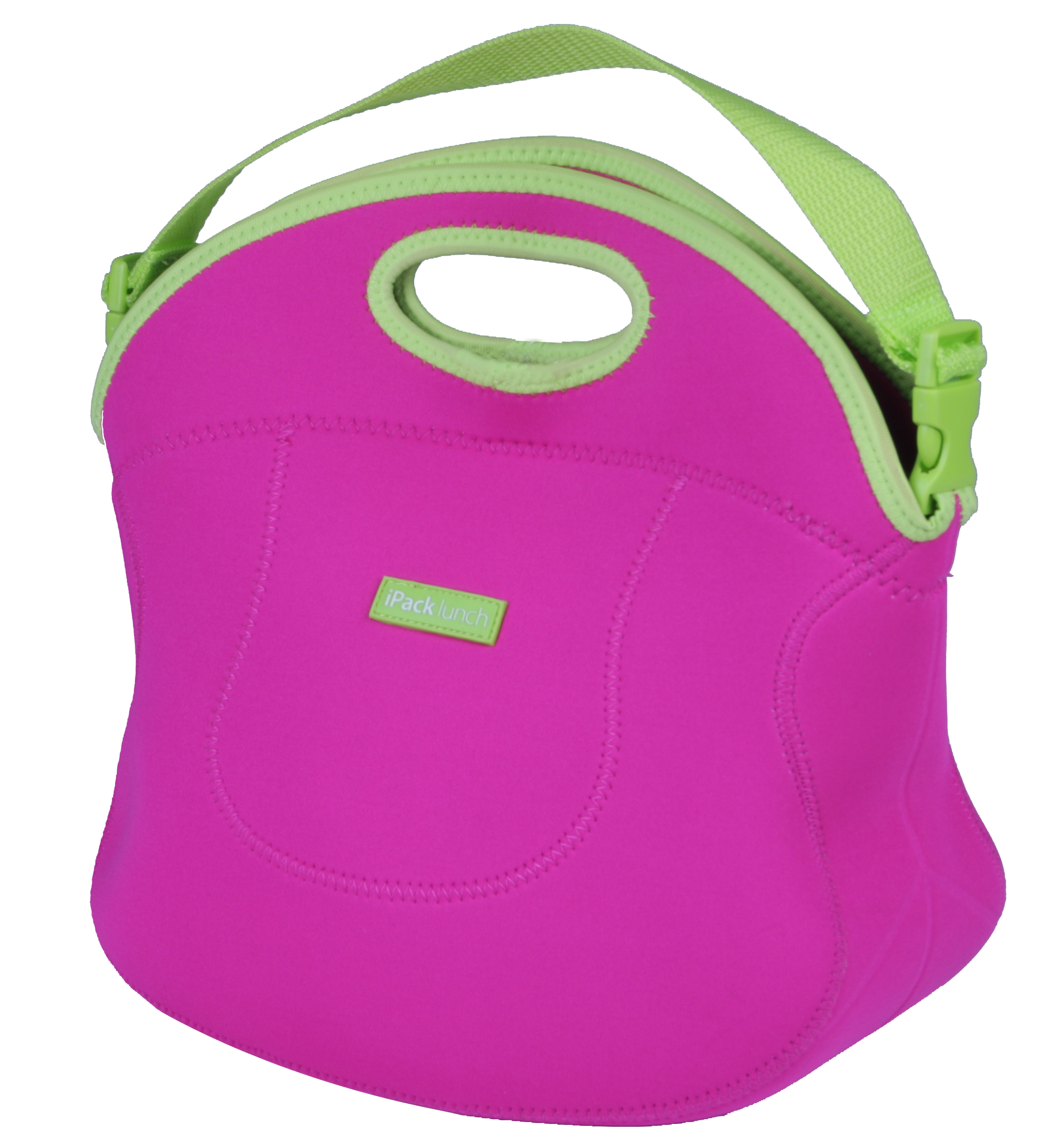 iPack Lunch Kit Neon Pink