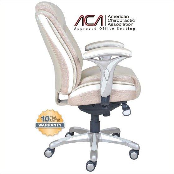 serta smart layers manager office chair serenity walmart com