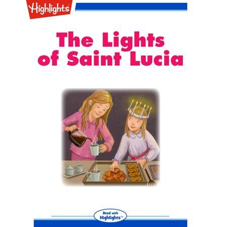 Lights of Saint Lucia, The - Audiobook](Saint Lucia Day)
