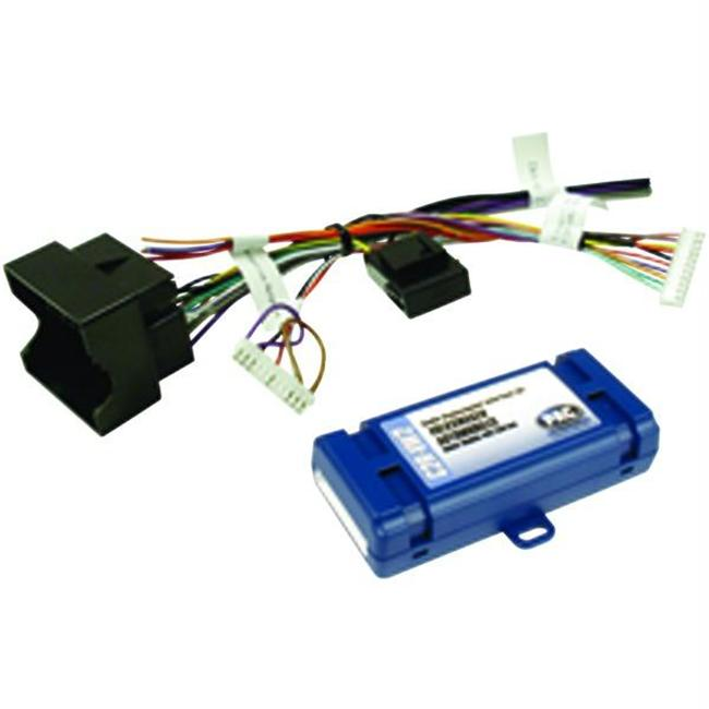 pac c2r vw2 radio replacement interface with navigation outputs rh walmart ca