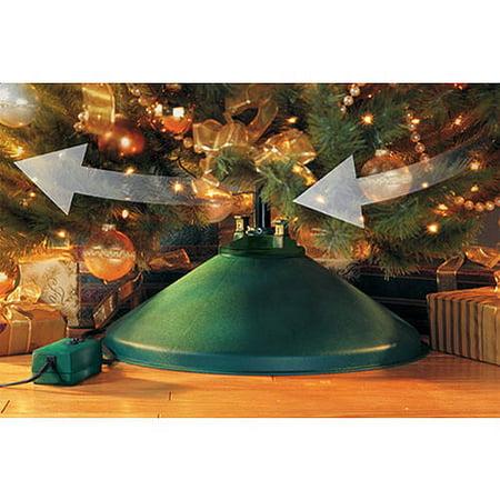 E Z Rotating Christmas Tree Stand Walmart Com