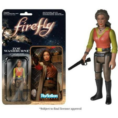 FUNKO REACTION: FIREFLY - ZOE - Zoe Firefly Costume
