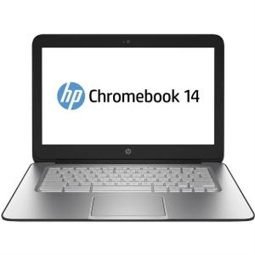 "HP Chromebook 14 G1 14"" LED (BrightView) Notebook - Intel Celeron 2955U 1.40 GHz - Black"