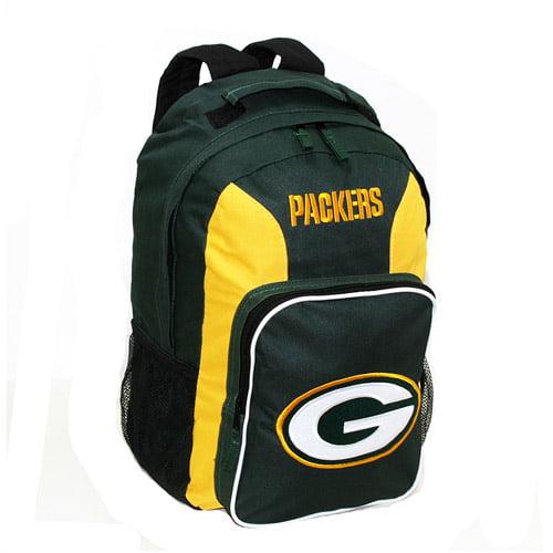 Southpaw Backpack NFL Green - Green Bay Packers Green Bay Packers C1FBGBASBPG