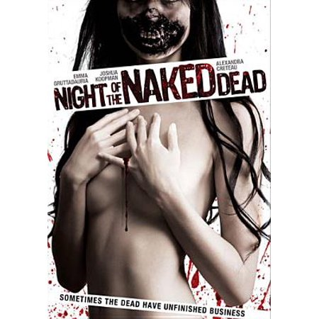 NIGHT OF THE NAKED DEAD (DVD) (DVD)