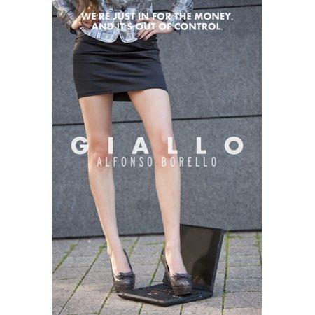 Giallo: A Techno Thriller - eBook
