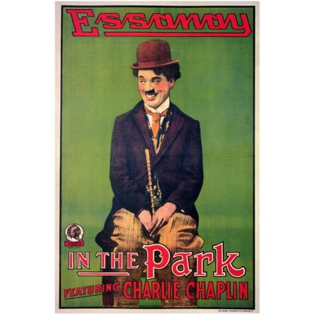In The Park Movie Poster Print  27 X 40