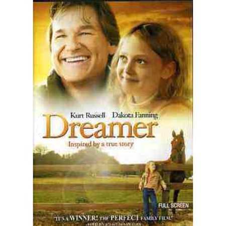 Paramount Home Vid Dreamer: Inspired By A True Story Dvd - Is Halloween A True Story Movie