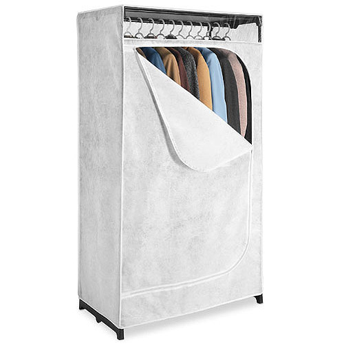 Attractive Whitmor White 36 Inch Clothes Closet