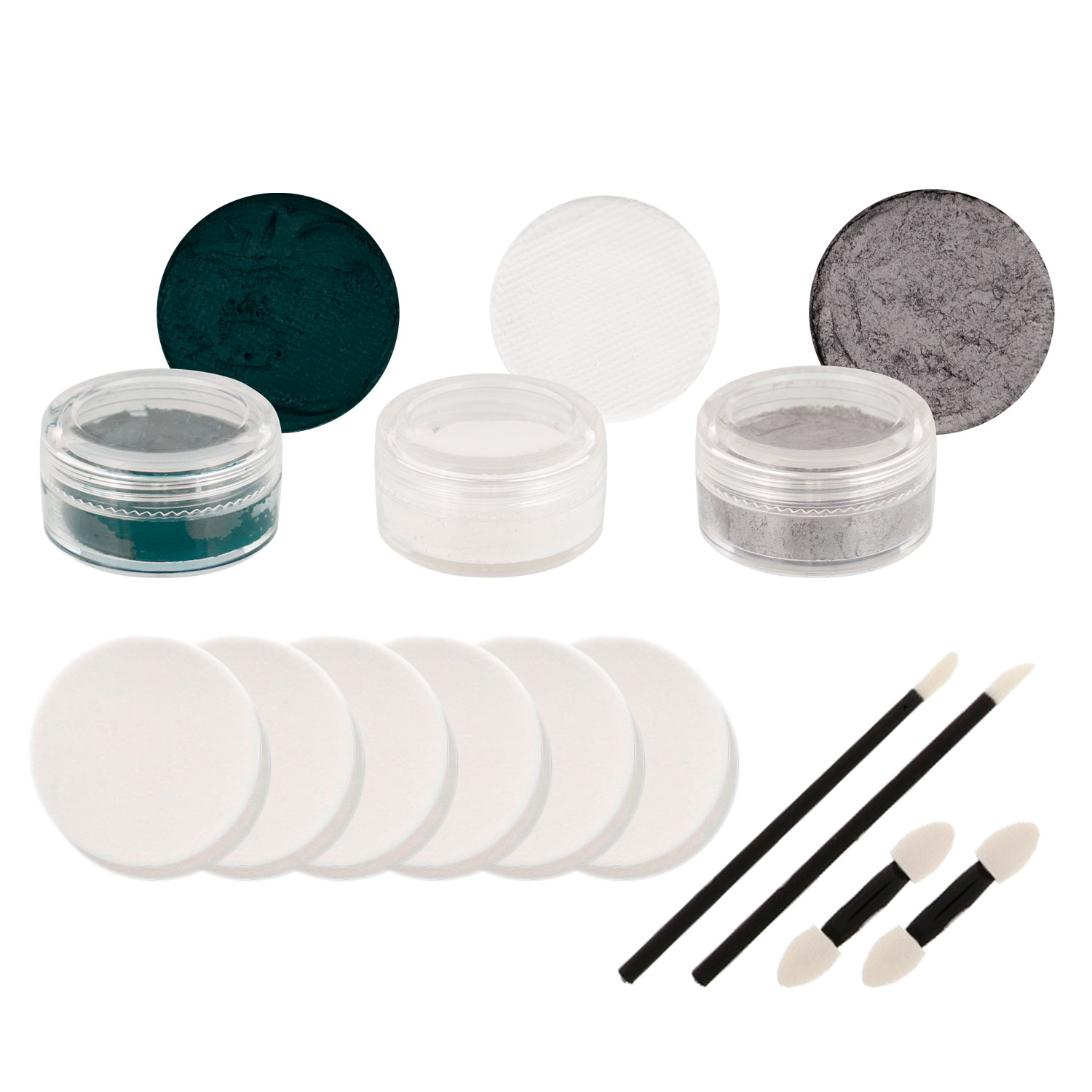 SPARTANS Football Basketball Sports FACE PAINTING SET Paint